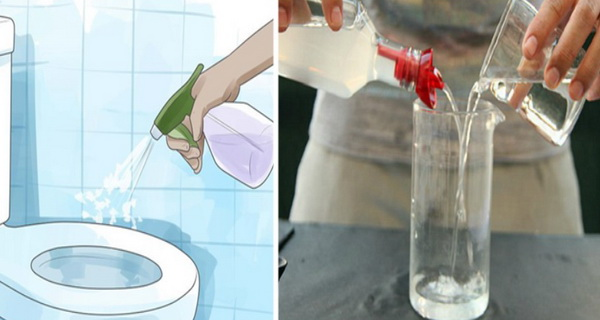 metoda eliminare miros urat din baie