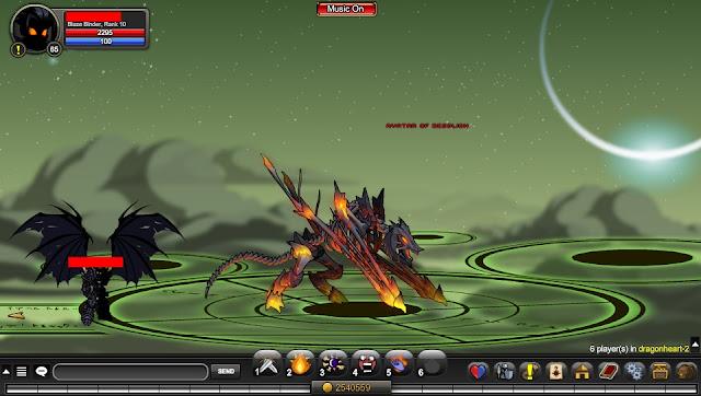 Avatar of Desolich