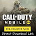 Call of Duty: Mobile Pre-registration and in-game Gifts Giveaway
