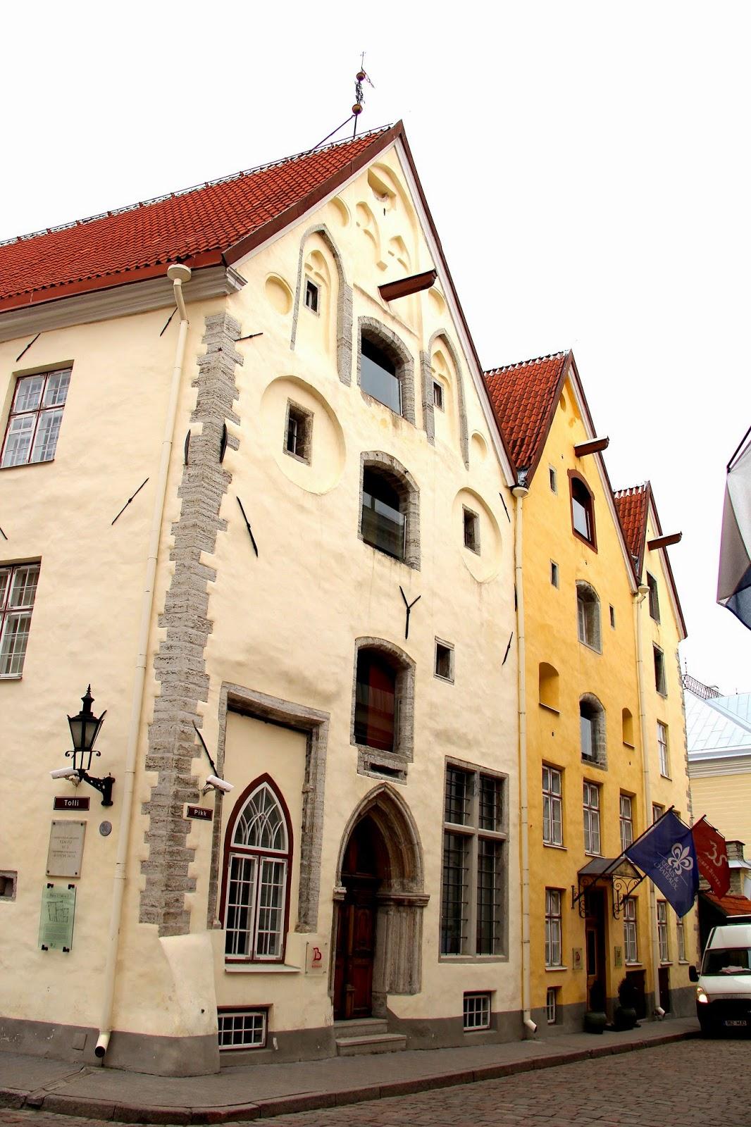 Three Sisters Hotel Tallinn