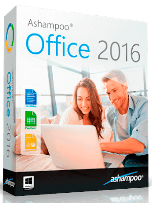 Ashampoo Office v2016.741 box