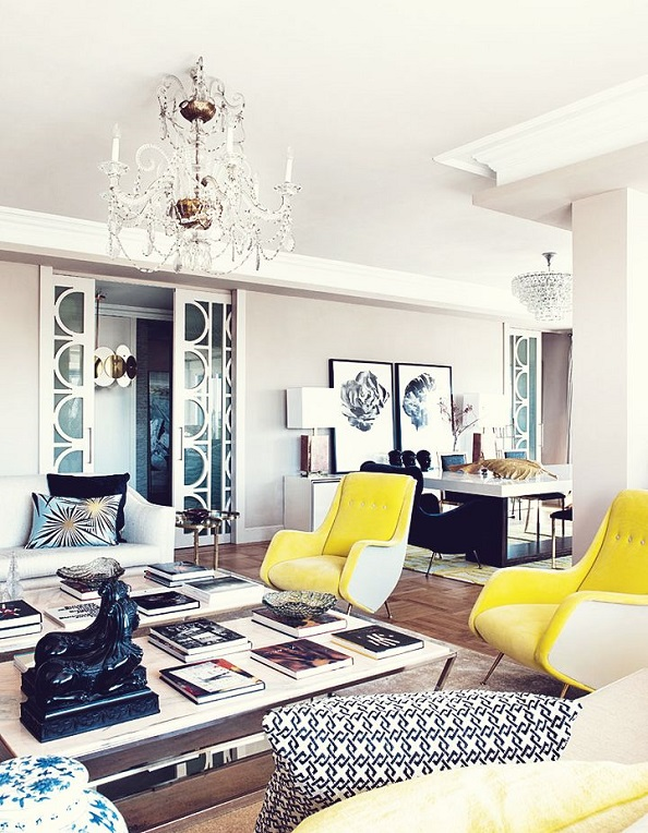 The Peak of Très Chic: Color Crush: Canary Yellow