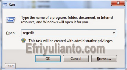 Cara Mempercepat Shutdown Windows7