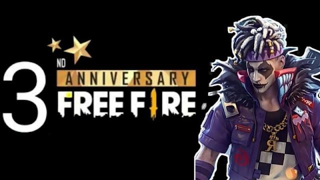 Free Fire: 3. Yıldönümü etkinliğinden ücretsiz bir karakter nasıl alınır?