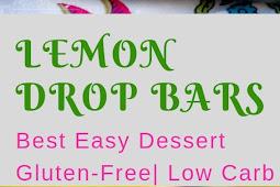 Lemon Drop Bars