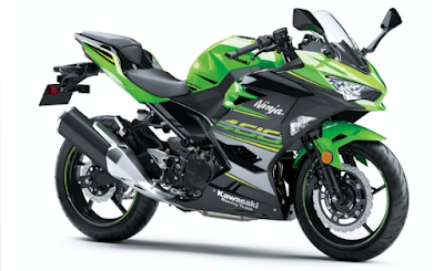 Kawasaki Ninja 400 cc Capacity Launches in India