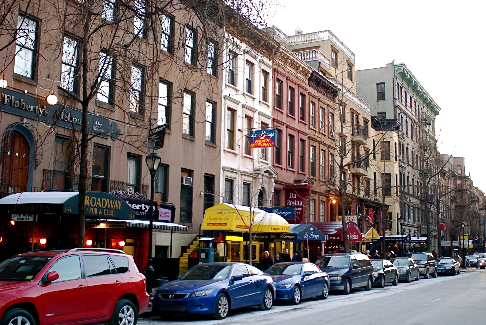 NYC  NYC: Hell's Kitchen and Restaurant Row