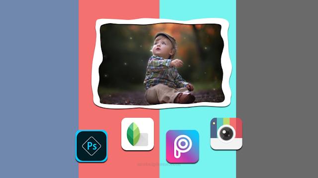 أفضل 10 تطبيقات تعديل الصور وإضافة تأثيرات احترافية 2019
