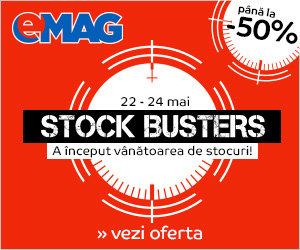 EMAG STOCK BUSTERS 22-24 Mai
