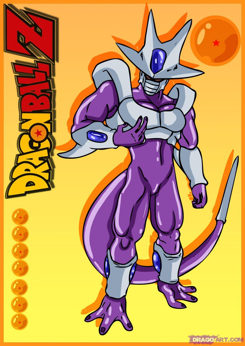Dragonball Z Coolers Rückkehr