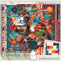 Indian Summer by GingerBread Ladies