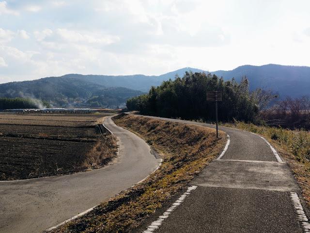 恋瀬川サイクリングコース