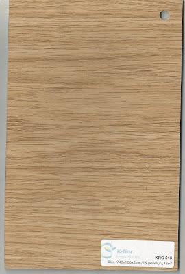 Vinyl K-floor