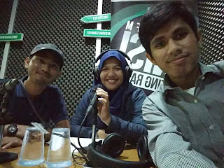 on air di unisi fm