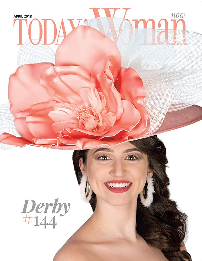It's Going to Be a Pretty in Peach Derby