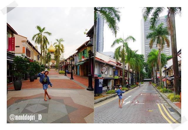 wisata singapura bugis area