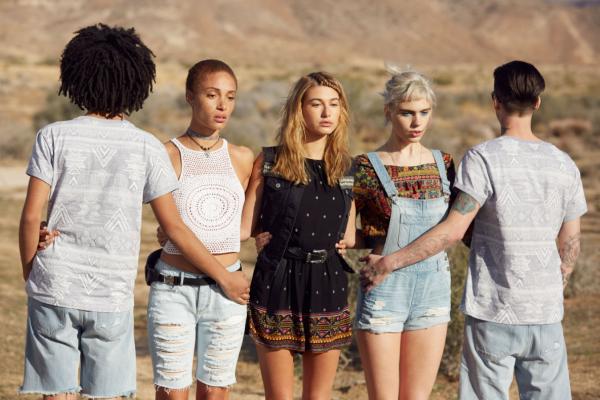 ropa H&M Loves Coachella colección 2016