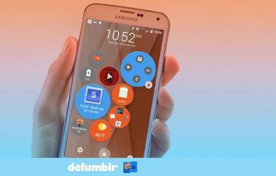 Aplicación Defumblr