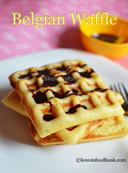 Belgian waffle recipe waffle recipe with step by step pictures belgian waffle recipe with step by step pictures forumfinder Choice Image