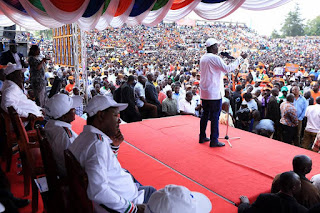 Raila Odinga.. PHOTO | Courtesy