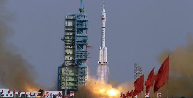 Resultado de imagem para China planeia enviar sondas espaciais a três asteroides