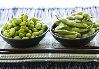 Kacang kedelai sebagai pengganti hormon kewanitaan