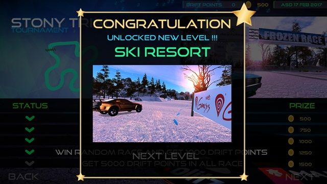 Frozen Drift Race PC Full Español