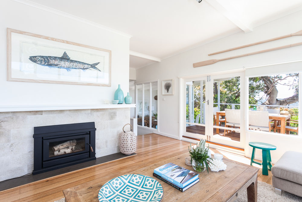 beach house interiors.  Coastal Style
