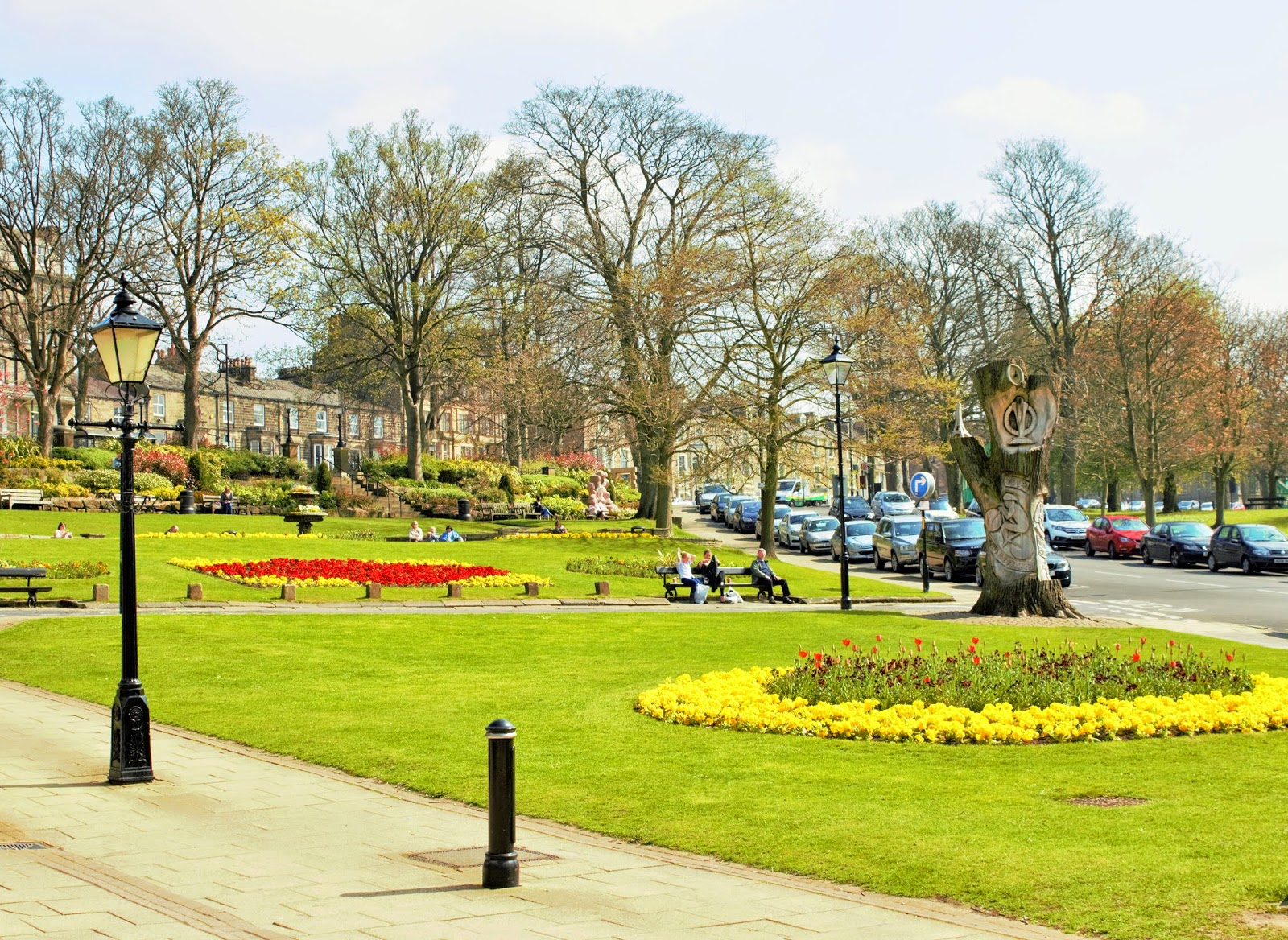 Flowers, Harrogate