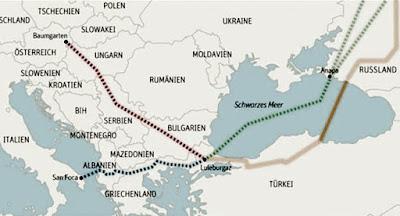"""Россия готова дотянуть """"Турецкий поток"""" в страны южной Европы"""