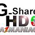 Servidor GSHARE sai na frente e abre  Canais HDs no Satélite StarOne C2/C4
