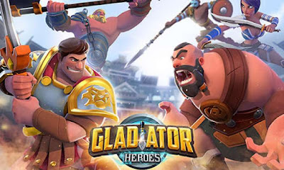 Download Gladiator Heroes (updated v 1.8.0) Mod (Click Speed ​​X2 / Anti Ban) Apk