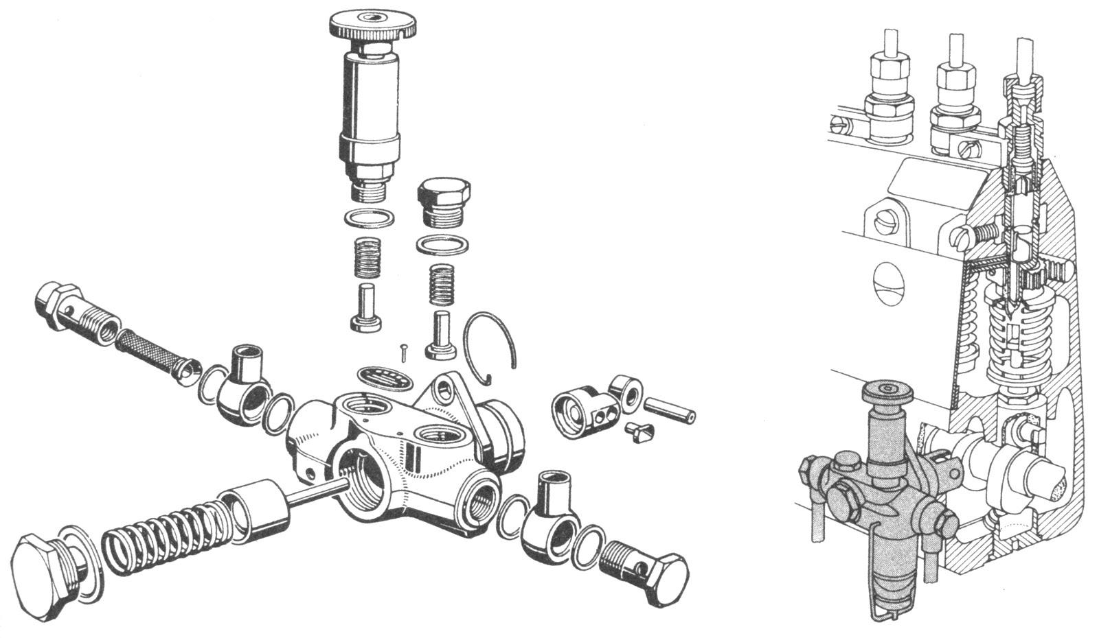 Tractores antiguos: Motores Diésel (2ª parte)