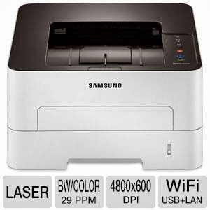 DW Mono Laser Wireless Printer helps yous trim impress costs piece maintaining high Download Driver Samsung M2825DW