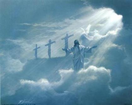 Top 25 Boas Razões para Você não Acreditar em Jesus Cristo! Jesus_sobre_a_nuvens%2Bpura%2Bfantasia%252C%2Bmentira%252C%2Bfraude%252C