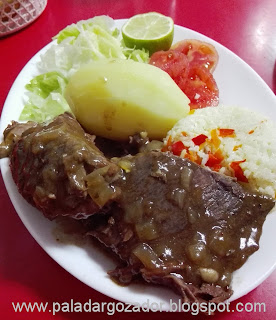 Rincon Canallas restaurante carne asada
