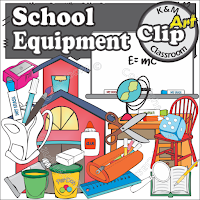 https://www.teacherspayteachers.com/Product/School-Equipments-Clip-Art-Bundle-2732295