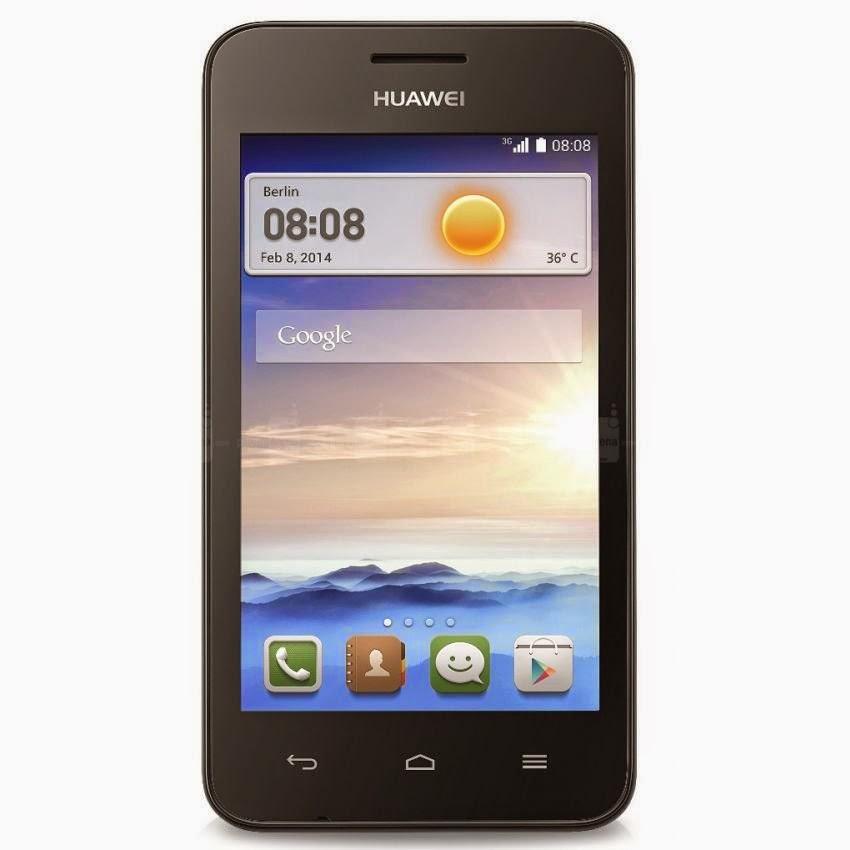 Spesifikasi Dan Harga Baru Huawei Ascend Y330