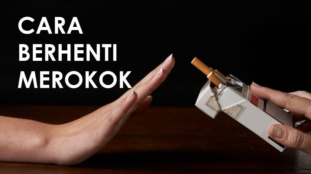 Tips Agar Sukses Berhenti Merokok Untuk Mejaga Kesehatan