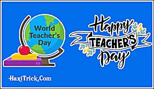 World Teachers Day 5 October 2020 Hindi