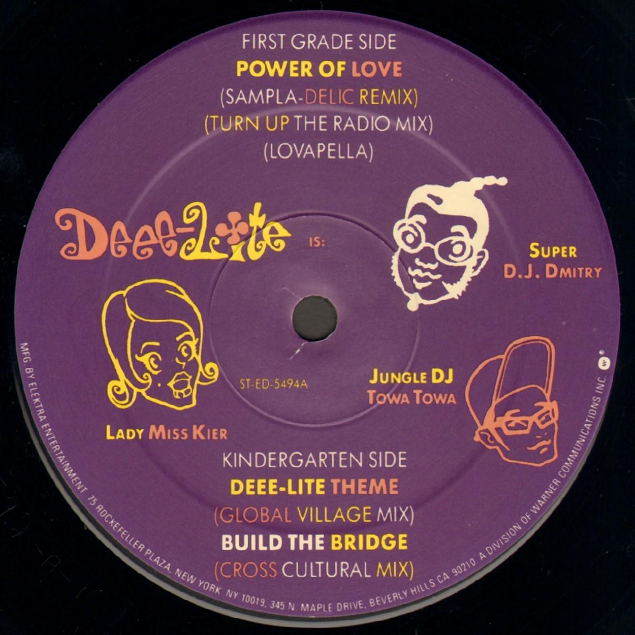 Deee-Lite - Power Of Love (Lemarc Remix)
