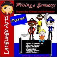 Free Summary Activity