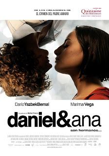 Daniel and Ana / Даниэль и Анна.