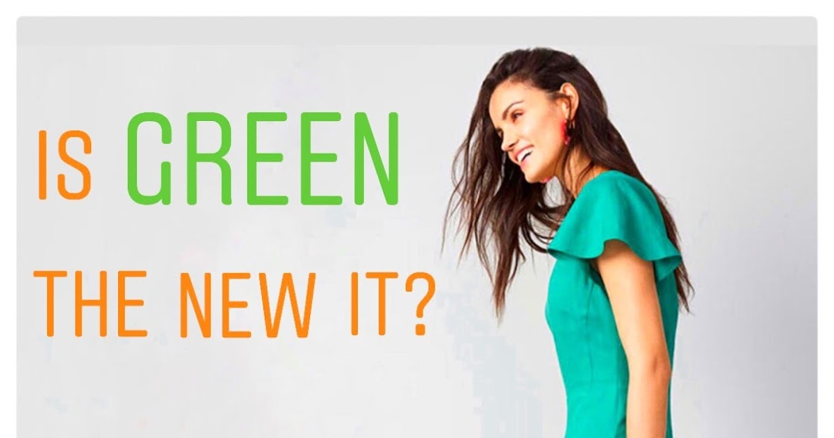 Fashion Beauty Zone: Beauty's Fashion Zone: The Green Dress Trend