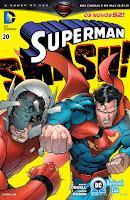 Os Novos 52! Superman #20
