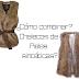 ¿Cómo usar chalecos de pieles sintéticas?