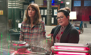 Kristen Wiig Melissa McCarthy Ghostbusters 2016