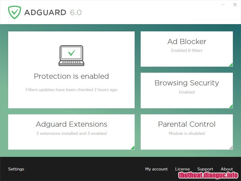 Download Adguard Premium 6.4.1795.4865 Full Cr@ck – Lọc web độc và chặn quảng cáo số 1