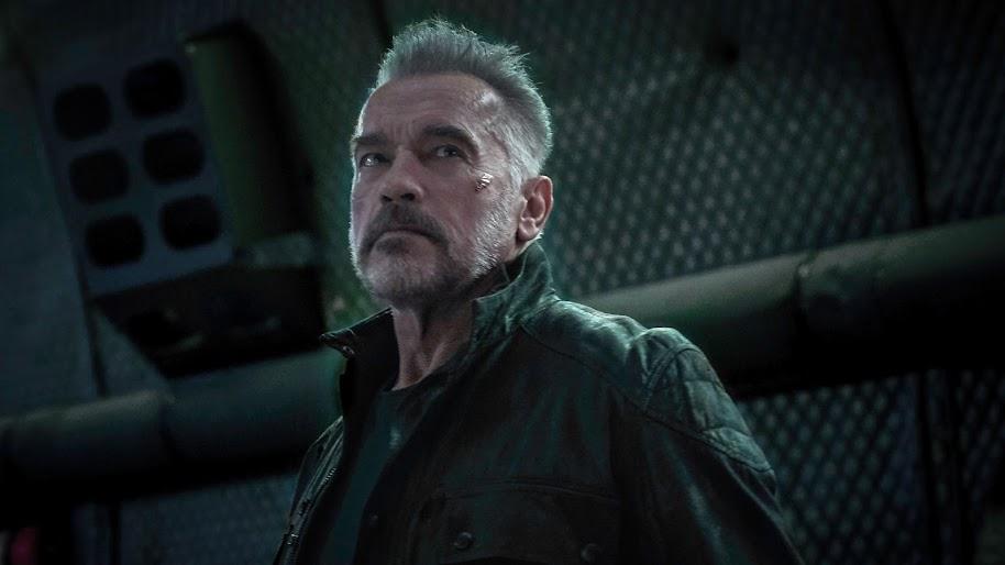 Terminator: Dark Fate, Arnold Schwarzenegger, 8K, #9