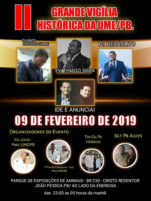 Gospel Joao Pessoa 2019